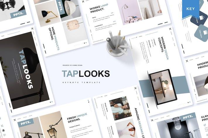 Thumbnail for Taplooks | Шаблон Keynote