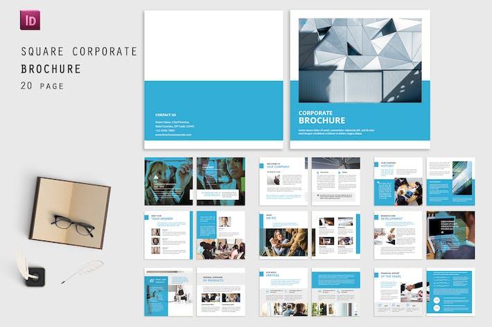 Member Square Corporate Brochure