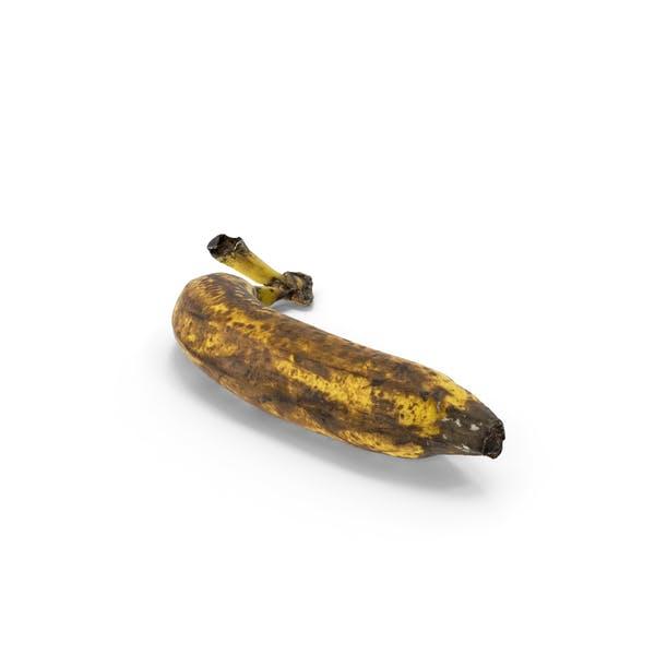 Rotten Banana Realistic
