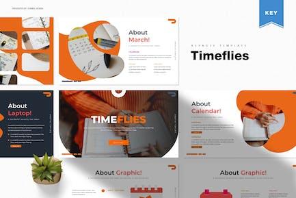 Timeflies | Keynote Template
