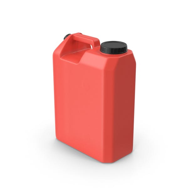 Liquid Container Red