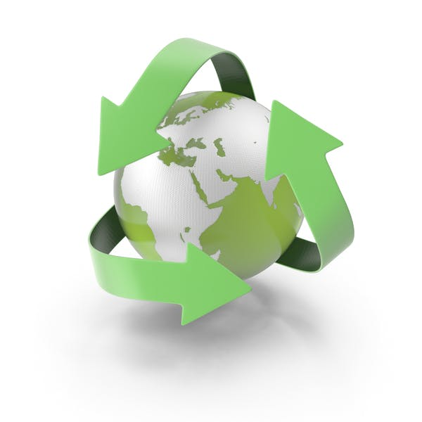 Earth Recycle Logo