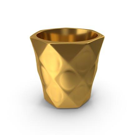 Vase Gold