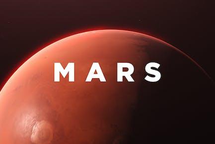 Space Mars Pack 001