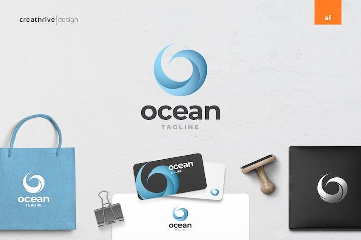 Thumbnail for Ocean Logo