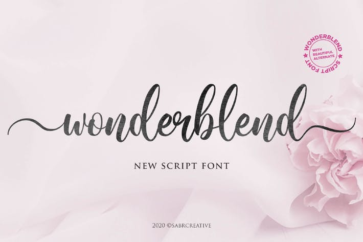 Cover Image For Wonderblend