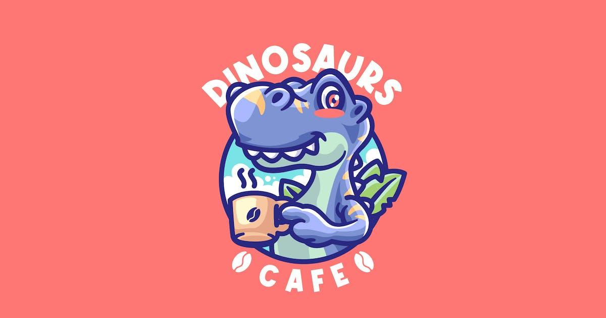 Download Dinosaurs Cartoon logo by febryangraves