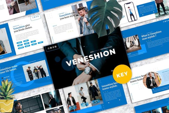Veneshion  - Men Stylish Business Keynote