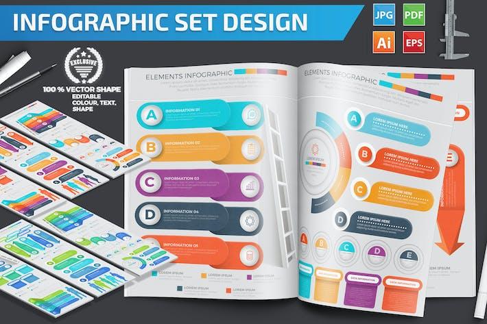 Thumbnail for Infographics Set Design