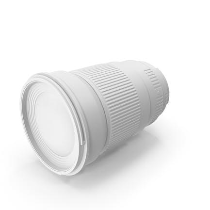 Lente de cámara monocromo de 35 mm