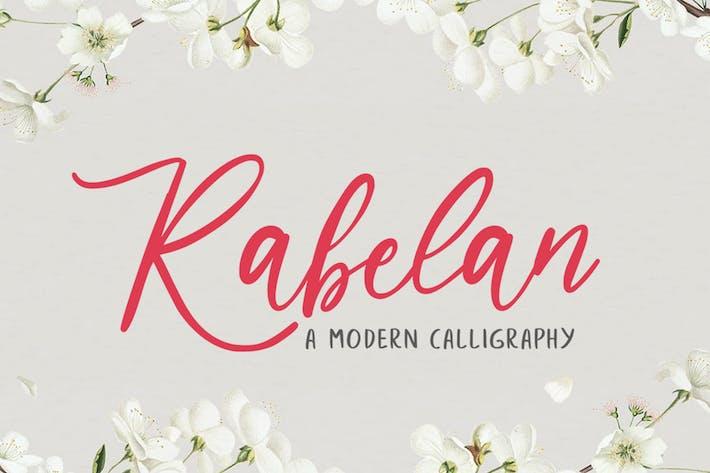 Thumbnail for Rabelan Script