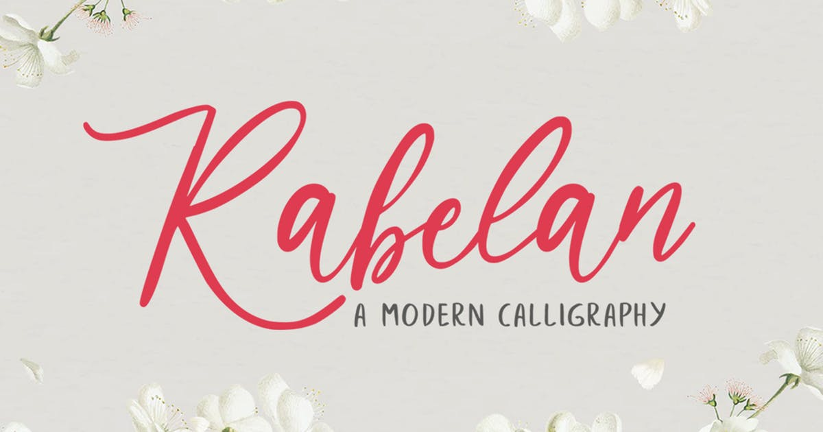 Download Rabelan Script by vultype