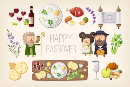 Passover elements