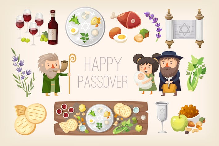 Thumbnail for Passover elements