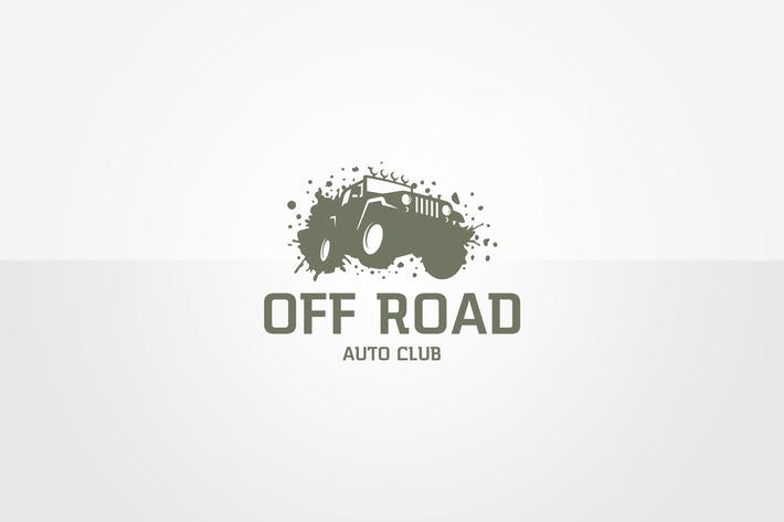 Thumbnail for Jeep Logo Template