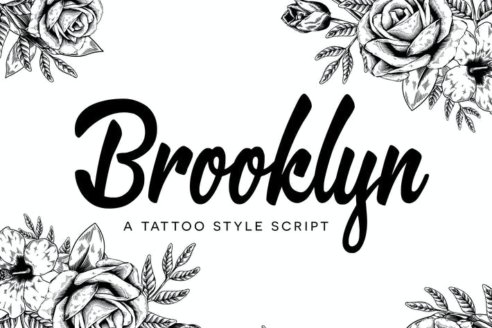 Thumbnail for Brooklyn Script