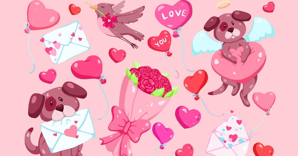 Download My Valentine Clipart by Jumsoft