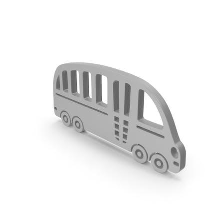Icono de Bus Derecha