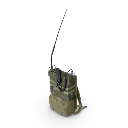 PRC-25 Radio with Pack