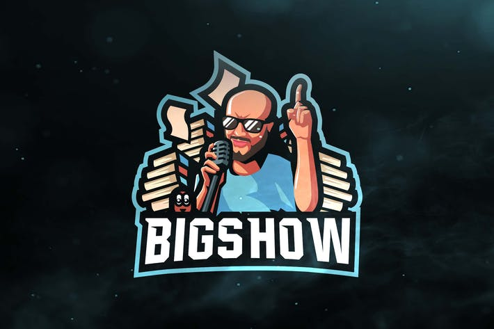 Thumbnail for Big Show Sport and Esports Logos