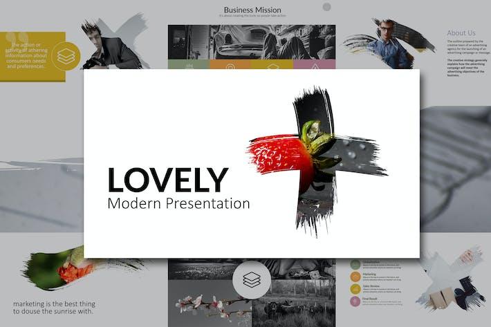 Thumbnail for Прекрасная Корпоративный презентация
