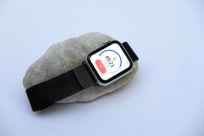 Thumbnail for iWatch App Mockup