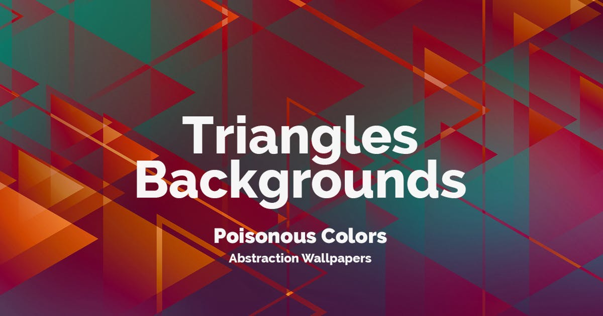 Download Abstract Triangles Backgrounds by themefire