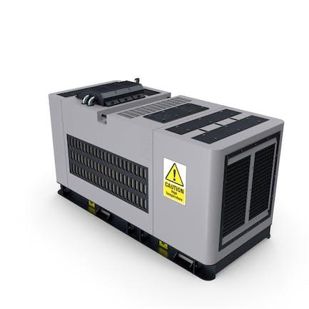 Dieselgenerator Grau