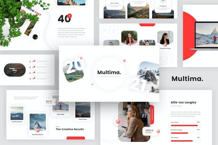Thumbnail for Mehrzweck-Google Slides-Vorlage