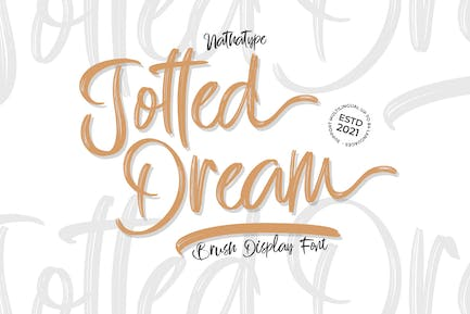 Jotted Dream