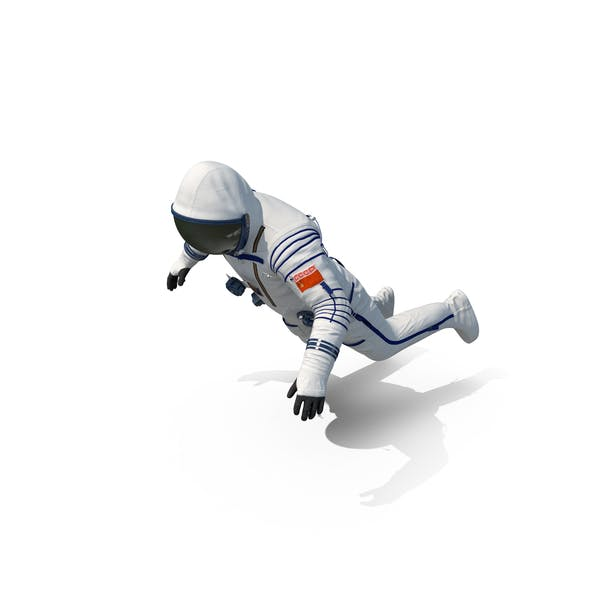 Cover Image for Russian Space Suit Sokol KV2