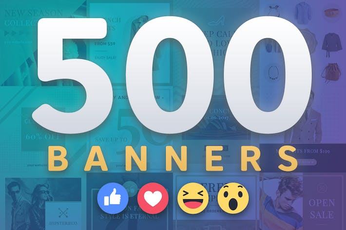 Thumbnail for Facebook Banners