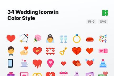 Color - Wedding