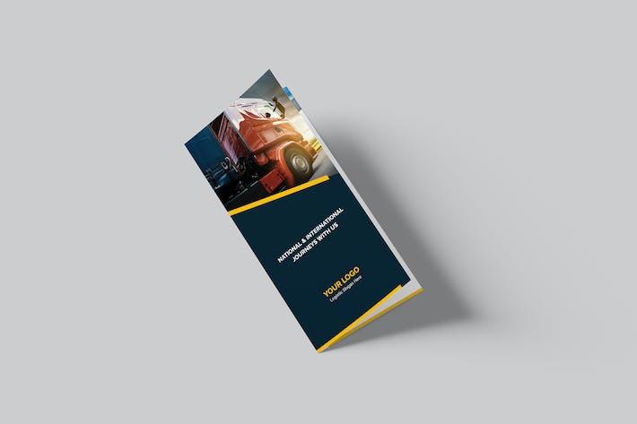 Thumbnail for Brochure – Logistic Bi-Fold DL