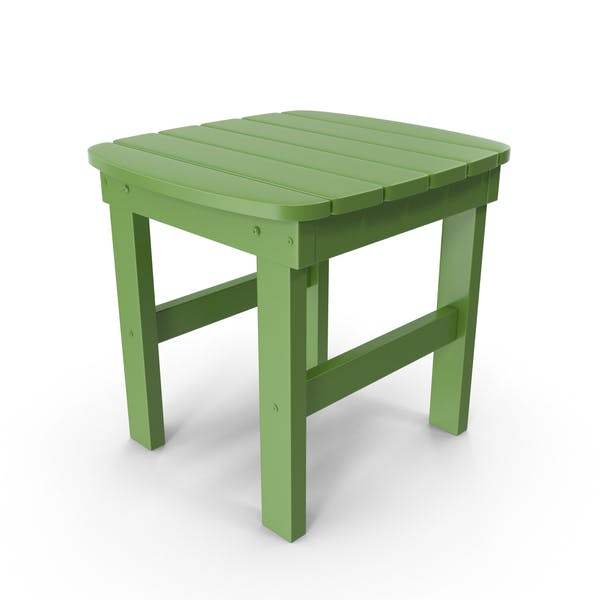 Thumbnail for Outdoor Side Table Green