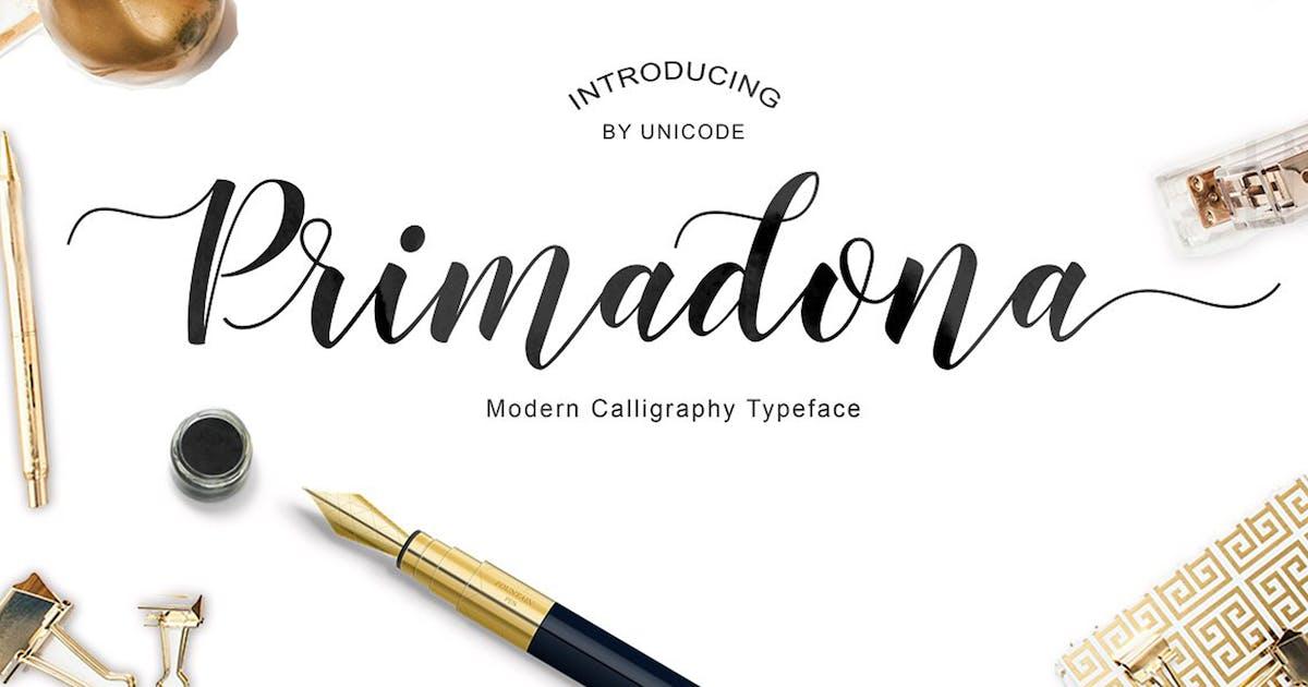 Primadona Script by UnicodeID