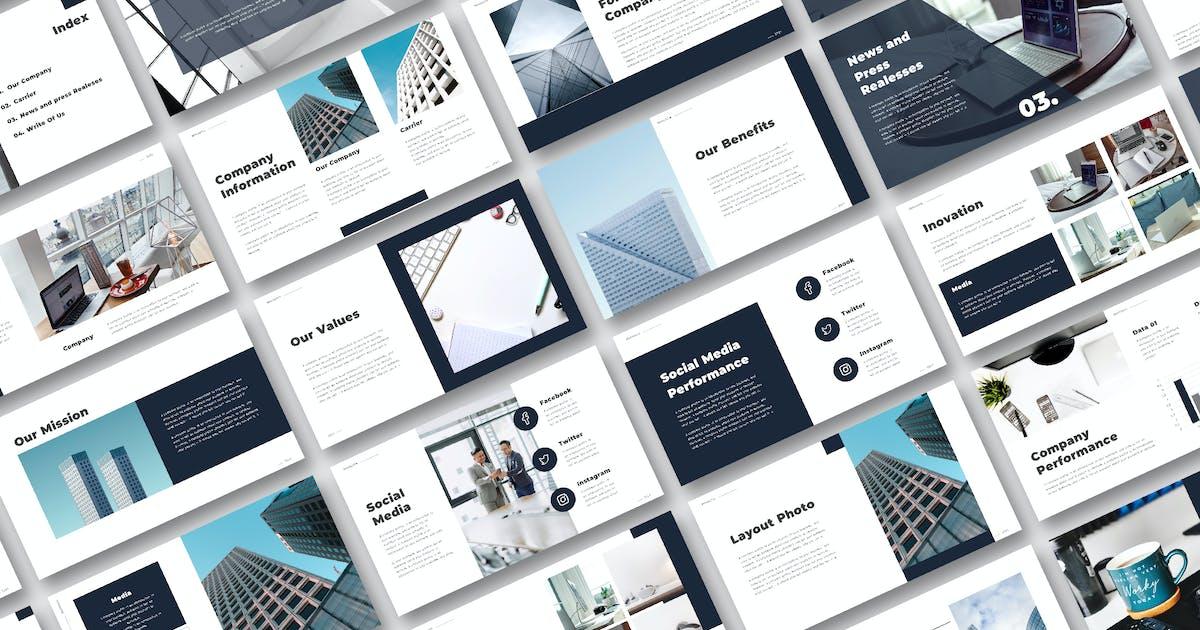 Download Monopolis Business Presentation by celciusdesigns