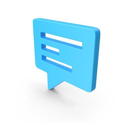 Comment Web Icon