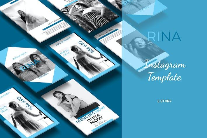 Rina - Fashion Social Media Geschichte Teil 1