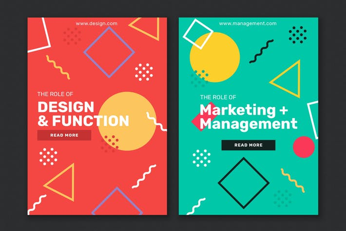 Thumbnail for Marketing Flyer Template