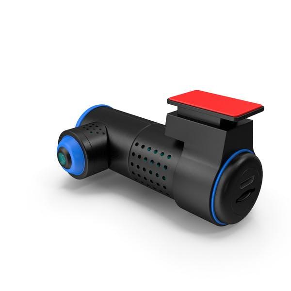 Car DVR Camera Blue