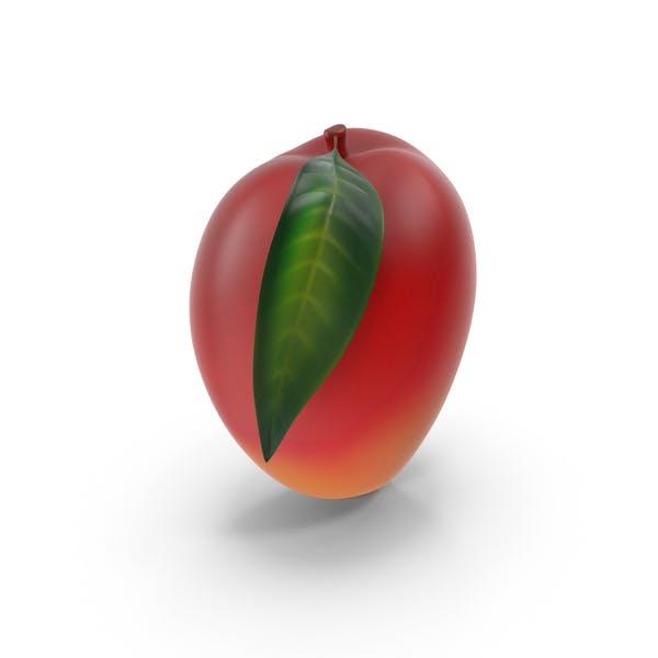 Frische Mangobrucht