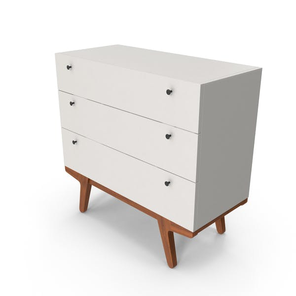 Thumbnail for Mid-Century Modern Dresser