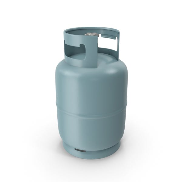 Cover Image for Grey Blue Gas Tank