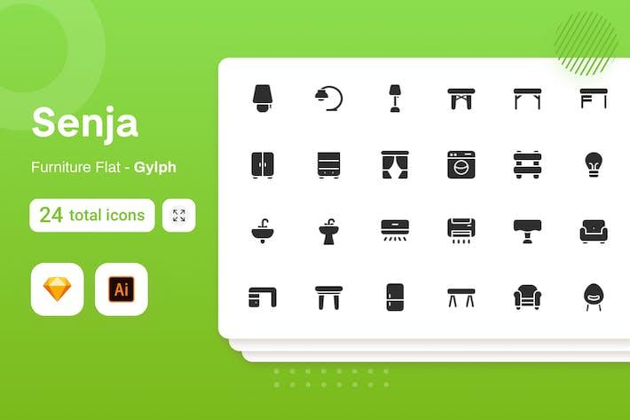 Thumbnail for Gylph Senja - Muebles