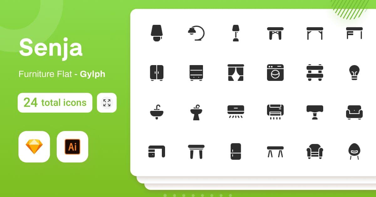 Download Gylph Senja - Furniture by sudutlancip