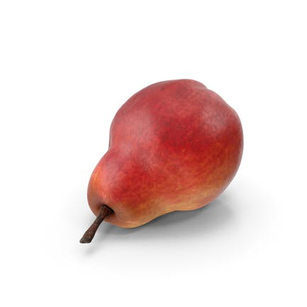 Williams Pear Red