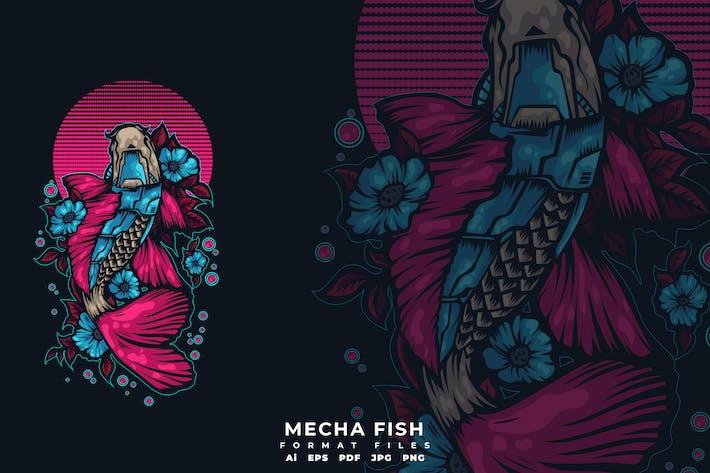 Thumbnail for Mecha Fish