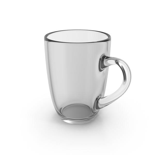Glass Coffe Mug