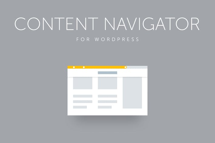 Thumbnail for Site Content Navigator for WordPress
